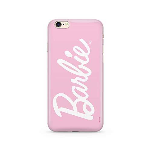 Estuche para iPhone 6 Plus Barbie Original con Licencia Oficial, Carcasa, Funda, Estuche de Material sintético TPU-Silicona, Protege de Golpes y rayones