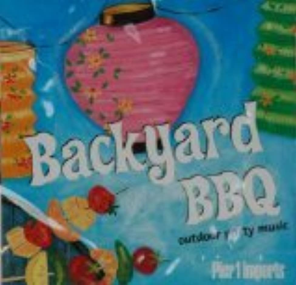 Backyard BBQ Outdoor Party Music