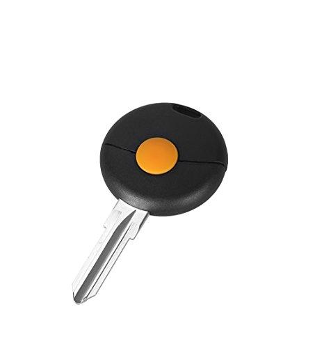 Carcasa llave para Smart 450 Fortwo City Corte Convertible | 1botón | Mando a distancia