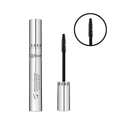 Maquillage 4D Mascara Lash Mascara crème imperméable à l'eau froide des yeux Noir Cils Extension longue Style de l'eau chaude Mascara lavable - Noir