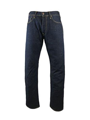 EVISU EA04HJE03 Top Notch Rough Denim Jeans 30