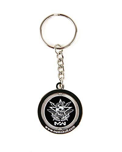 numskull Official Call of Duty Modern Warfare Spinner Keyring/Keychain