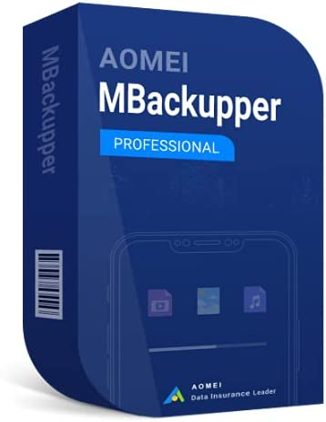 AOMEI MBackupper Save money Professional Data Year 1 Recovery sold out Software