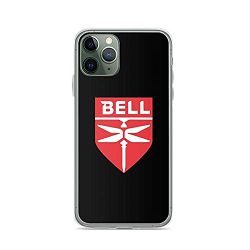 Best to Buy Bell Helicopter Logo Phone Case Compatible with iPhone 12 11 Pro MAX XR X/XS MAX SE 2020 7/8/6/6s Plus