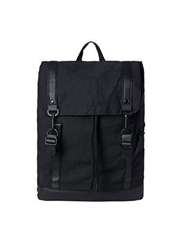 JACK & JONES Herren JACJONAS Backpack Rucksack, Black, ONE Size