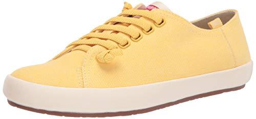 Camper Peu, Zapatillas Mujer, Yellow, 37 EU