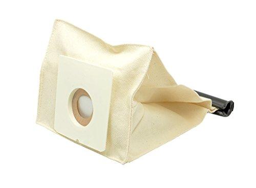 ?WESSPER® Bolsa de aspiradora Reutilizable para Fagor VCE 303 (1 Pieza, Lienzo)
