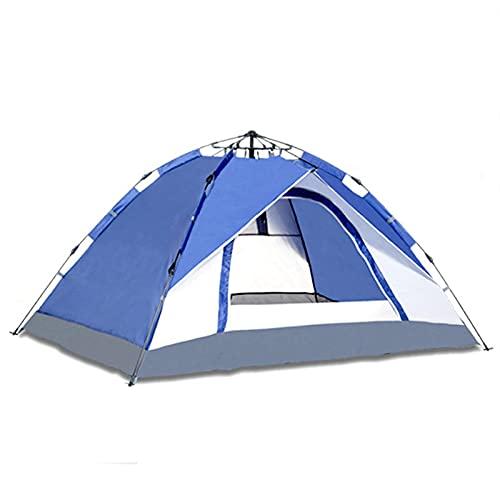 Tienda de campaña, impermeable, ultraligera, para viajes familiares, playa, camping y actividades al aire libre