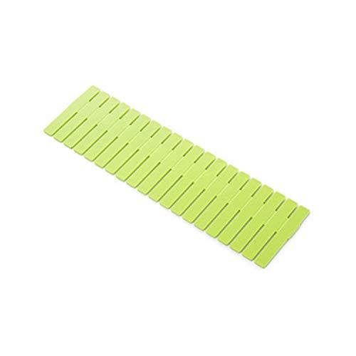 Greatangle-UK Combinación Libre de Creatividad DIY cajón Engrosado partición Ropa Interior Calcetines clasificación Cajas de Almacenamiento tablilla