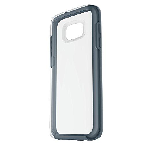 Otterbox Symmetry Clear - Funda para Samsung Galaxy S7, diseño Tempest Blue Cristal