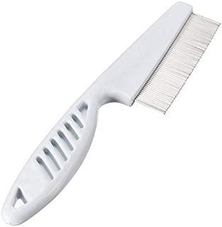 High Comfort Head Lice Peine Metal Nit Head Piojos para el