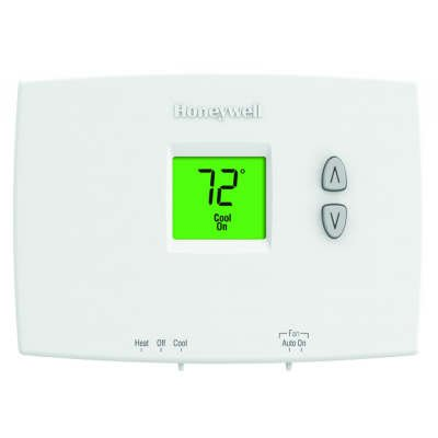 Honeywell 1 Heat/1 Cool Non-programmable thermostat - TH1110DH1003/U TH1110DH-c1