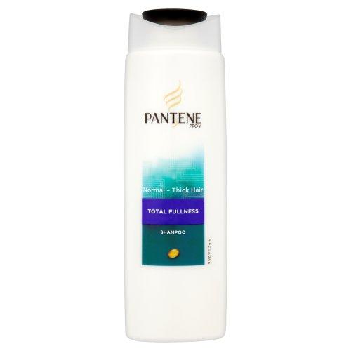 Shampoo Pantene Total Fullness, (etichetta in lingua italiana non garantita)