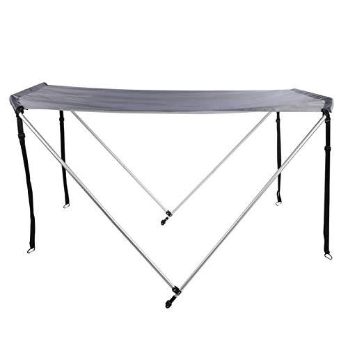 FOLOSAFENAR Tenda da Sole per Kayak Leggera e Resistente alla Pioggia Asta in Lega di Alluminio 210D...
