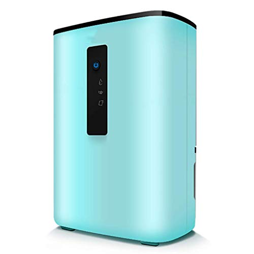 Dsnmm Deshumidificador 1000ML casa en Silencio, Secado de Ropa, auxiliares de purificación de Aire, Control Inteligente, Dormitorio/Sala de Estar/Oficina