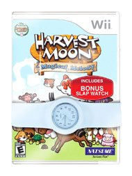 Harvest Moon Magical Melody with Slap Watch