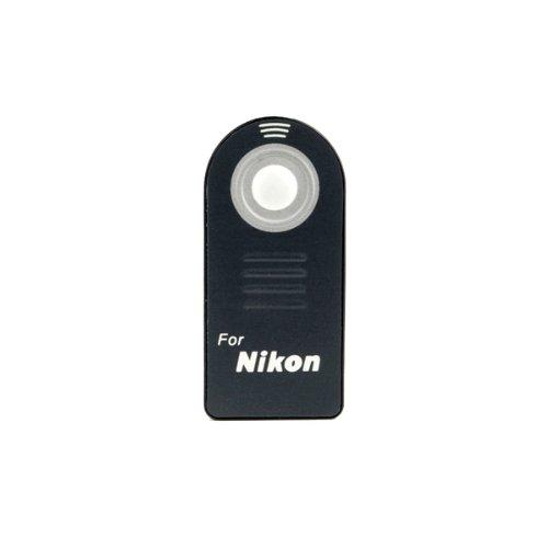 petit un compact Télécommande pour Nikon Equivalent ML-L3 pour Nikon D5300, D3200, D5100,…