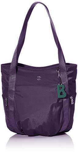 Bogner Damen Verbier Vlexa Shopper Lhz Tote, Violett (Purple), 21x27x37 cm