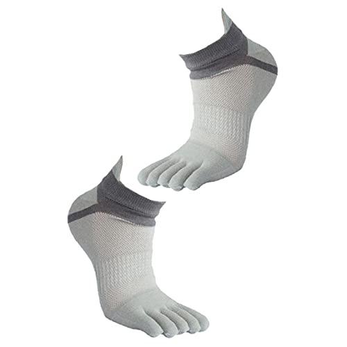 Männer Socken Jungen Baumwolle Finger Atmungsaktiv Fünf Zehen Socken Reine Socke Sport Antibakterielle Atmungsaktive Männer Socke Zubehör für tägliche Kleidung