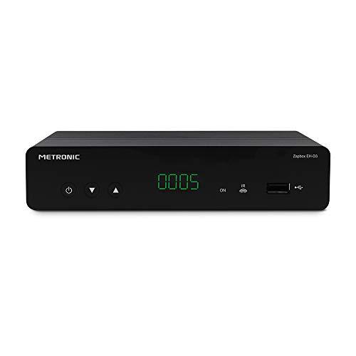 Metronic Zapbox EH-D2 - Sintonizador de TV