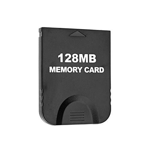 128MB Speicherkarte Memory Card 2043 Blöcke für GC Konsole