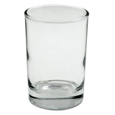 Anchor Hocking Heavy Base Juice Glasses, 5 oz (Set of 12)