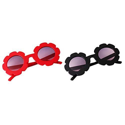perfeclan 2pcs Baby Banz Lunettes De Soleil Protection UV 0-2 Ans Élégant