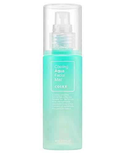 COSRX Cooling Aqua Facial Mist, 2.70 fl oz, Centella, Moisturizes and Refreshes the Skin