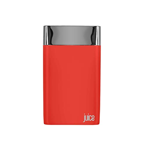 Juice Long Weekender Smart Portable Power Bank, iPhone, Samsung, Huawei, iPad, 10050 mAh - Coral