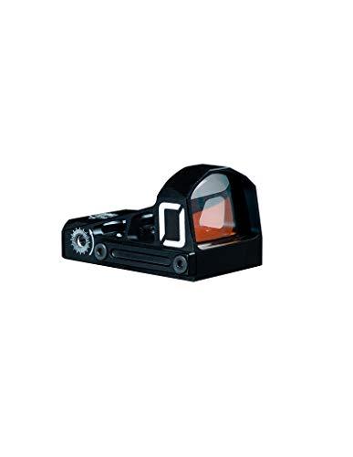 U.S. Optics DRS 2.0 Enhanced Red Dot Sight, 5 MOA Dot, 1x, Black, Small, DRS 2.0 DRS 2.0 Enhanced