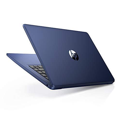 HP Stream 14 pulgadas Laptop, AMD Dual-Core A4-9120E, 4GB RAM, 32GB eMMC Storage, Windows 10 S (14-ds0010nr)