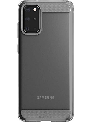 Black Rock - Schutz-Hülle Air Robust Hülle für Samsung Galaxy S20+   transparentes Cover, TPU, dünn, kabelloses Laden (Transparent)