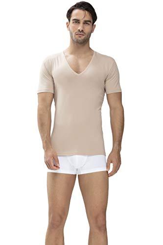 Mey Basics Serie Dry Cotton Herren Shirts 1/2 Arm, Light Skin, 6