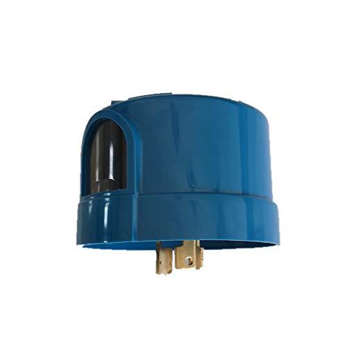 Loriver 1 Uds NK-CA / E10A 80V-305VAC Interruptor IP65 Interruptor fotoeléctrico Impermeable Sensor de Control de luz para Interruptor de luz de Calle