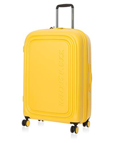 Mandarina Duck Logo Duck Expandable Hardside Spinner Luggage - 30-Inch, TSA Lock