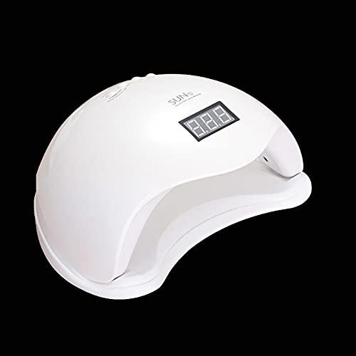 Secadores de uñas 48 W profesional llevó la lámpara del clavo se utiliza para la detección automática de la lámpara del clavo secador herramienta de fototerapia para el secado de uñas