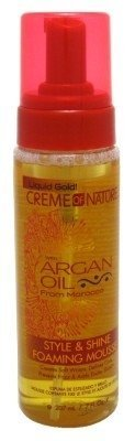 Creme of Nature Argan Oil Foam Wrap Lotion 207 ml by Creme of Nature