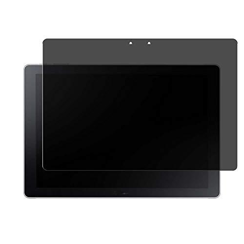 """Vaxson TPU Pellicola Privacy, compatibile con Samsung Galaxy Book 12"""", Screen Protector Film Filtro Privacy [ Non Vetro Temperato ]"""