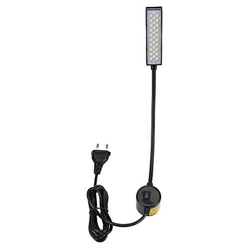 Dewin Nähmaschine Licht - 30 LED Licht Lampe, Magnetschalter für Nähmaschine Arbeitslicht, 1 Stücke