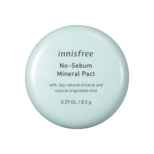 Innisfree No Sebum Mineral Pact, 8.5g
