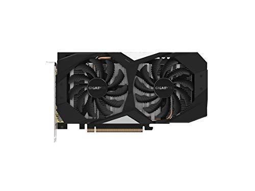 Gigabyte GeForce GTX 1660 OC 6GB GDDR5 Graphics Card, 2X Windforce Fans, (GV-N1660OC-6GD)