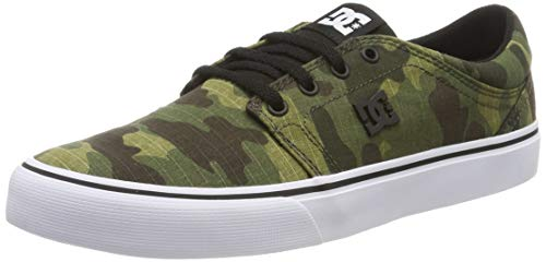 DC Shoes Herren Trase Tx Se-Shoes for Men Skateboardschuhe, Camo, 36 EU