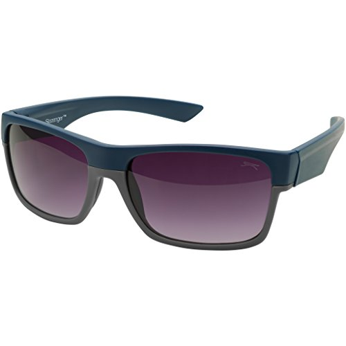 Slazenger Sonnenbrille Duotone (14,5 x 14,5 x 4,5 cm) (Marineblau/Grau)
