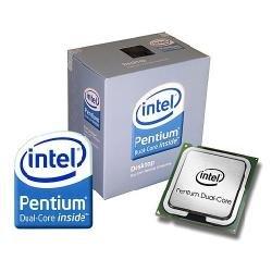 Intel Pentium   Processor E5300 (2M Cache, 2.60 GHz, 800 MHz FSB) 2.6GHz 2MB L2 Caja - Procesador (2.60 GHz, 800 MHz FSB), Intel Pentium, 2,6 GHz, LGA 775 (Socket T), 45 NM, 64 bits, 800 MHz