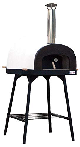 ZIO CIRO Uncle Wax Wood Oven Outdoor Cooking Direct in Refractory Ready Cooked 80
