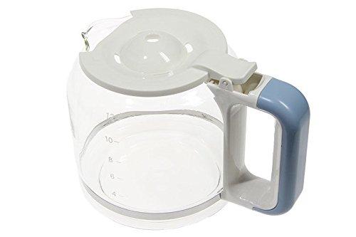 Ariete Jarra jarra vaso azul cafetera de filtro Vintage 1342