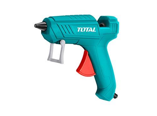 Pistola silicona electrica TOTAL