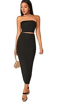 Best pencil skirt crop top outfit Reviews