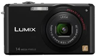 Panasonic DMC FX-150K 14.7MP Digital Camera with 3.6x Wide Angle MEGA Optical Image Stabilized Zoom (Black)
