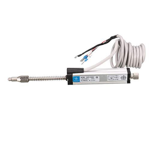 sourcingmap® BWR53 50mm Hub Micro Linear Positionssensor für Spritzgießmaschine Wegsensor de